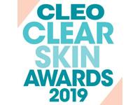 CLEO ClearSkinAwards 2019 Logo