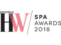 HW Spa awards logo 2018